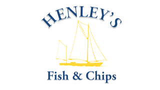 Henleys Fish and Chips logo